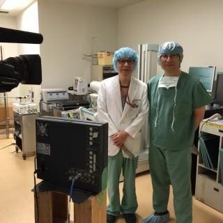 CCT surgicalのライブ手術中継