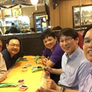 タイたマレーシアの手術指導が終了