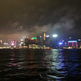 Hong Kong の夜