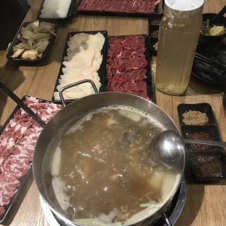 火鍋(Hot pot)