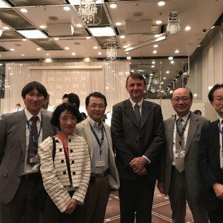 日本冠動脈外科学会で大阪です