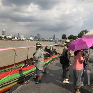 水の街 バンコク