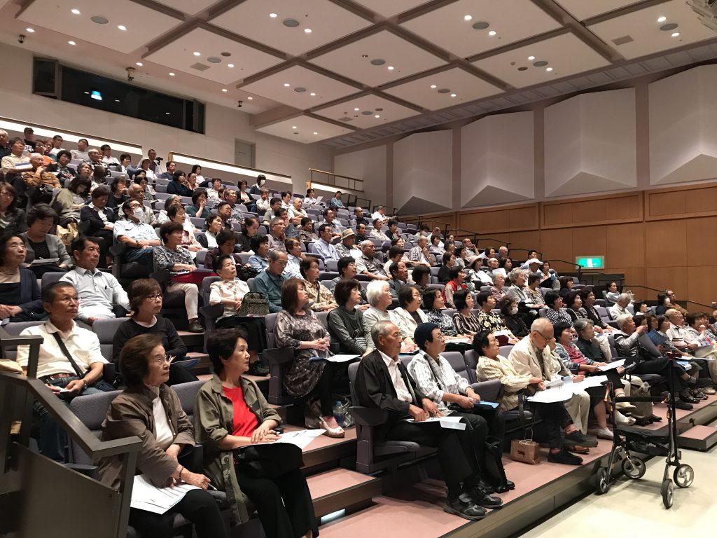 津島にて市民公開講座を行いました