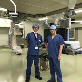 大動脈の緊急手術