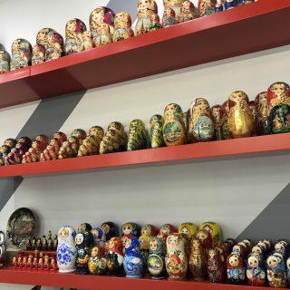 ロシアに行ってきました