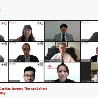 MICS(低侵襲心臓手術)の国際学会での講演
